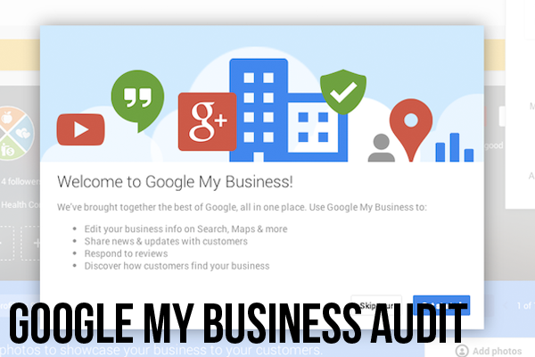 Google My Business SEO Audit