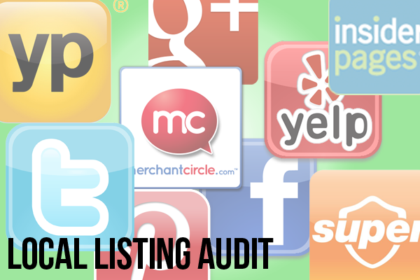 Local Listing SEO Audit