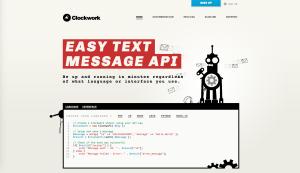 Clockwork SMS