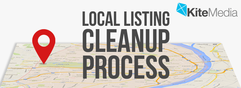 local listing cleanup