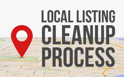 Our Local Listing Cleanup Process