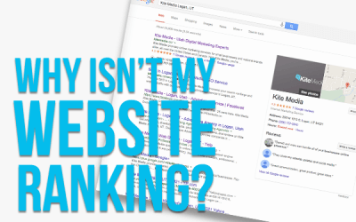Why Isn't My Website Ranking?