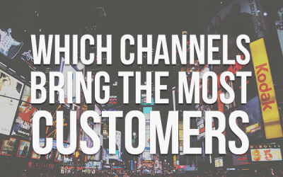 Which Digital Marketing Channel Brings the Most Customers?