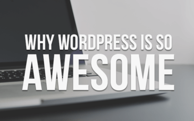 Why WordPress is so Awesome