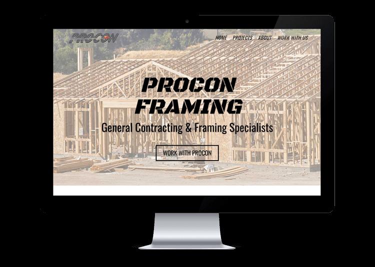 Procon Website Design Logan, UT