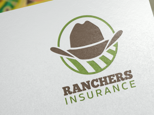 Ranchers Insurance Logo Design