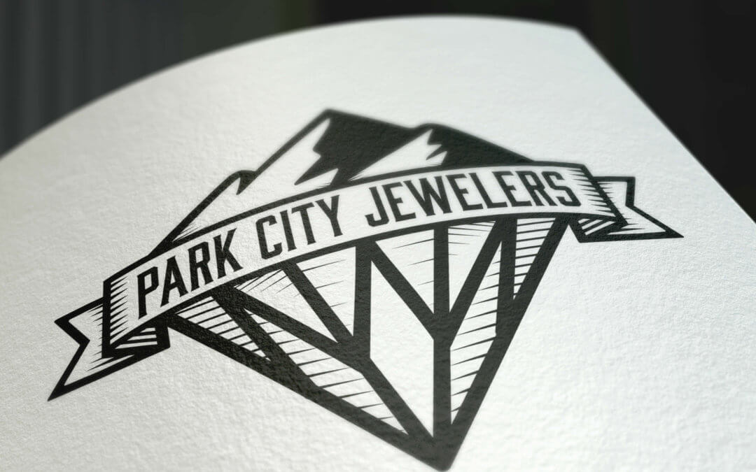 Park City Jewelers Logo Design Project