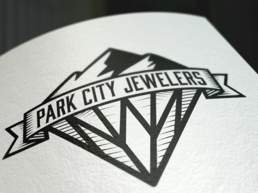 Park City Jewelers Logo Design Project