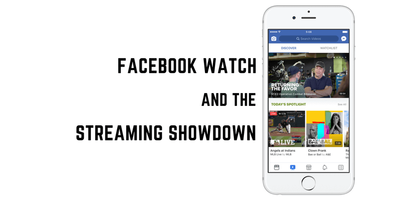 Introducing Facebook Watch – Everything You Need to Know