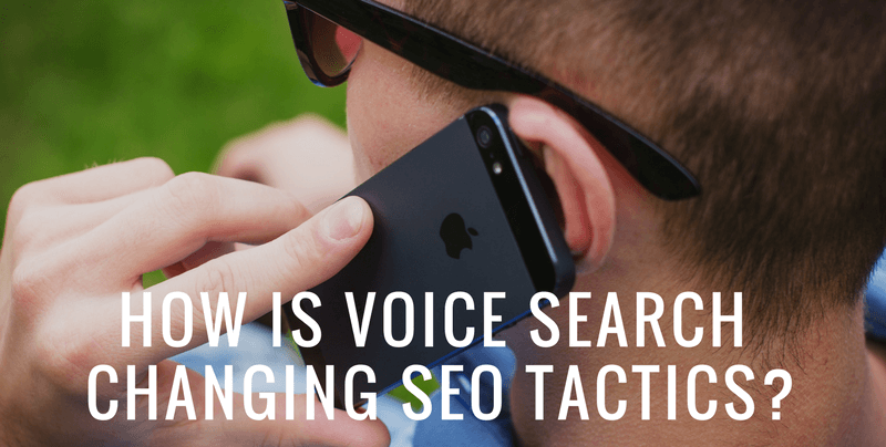 How is Voice Search Changing SEO Tactics?