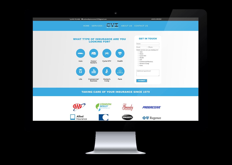 web design services Logan, UT