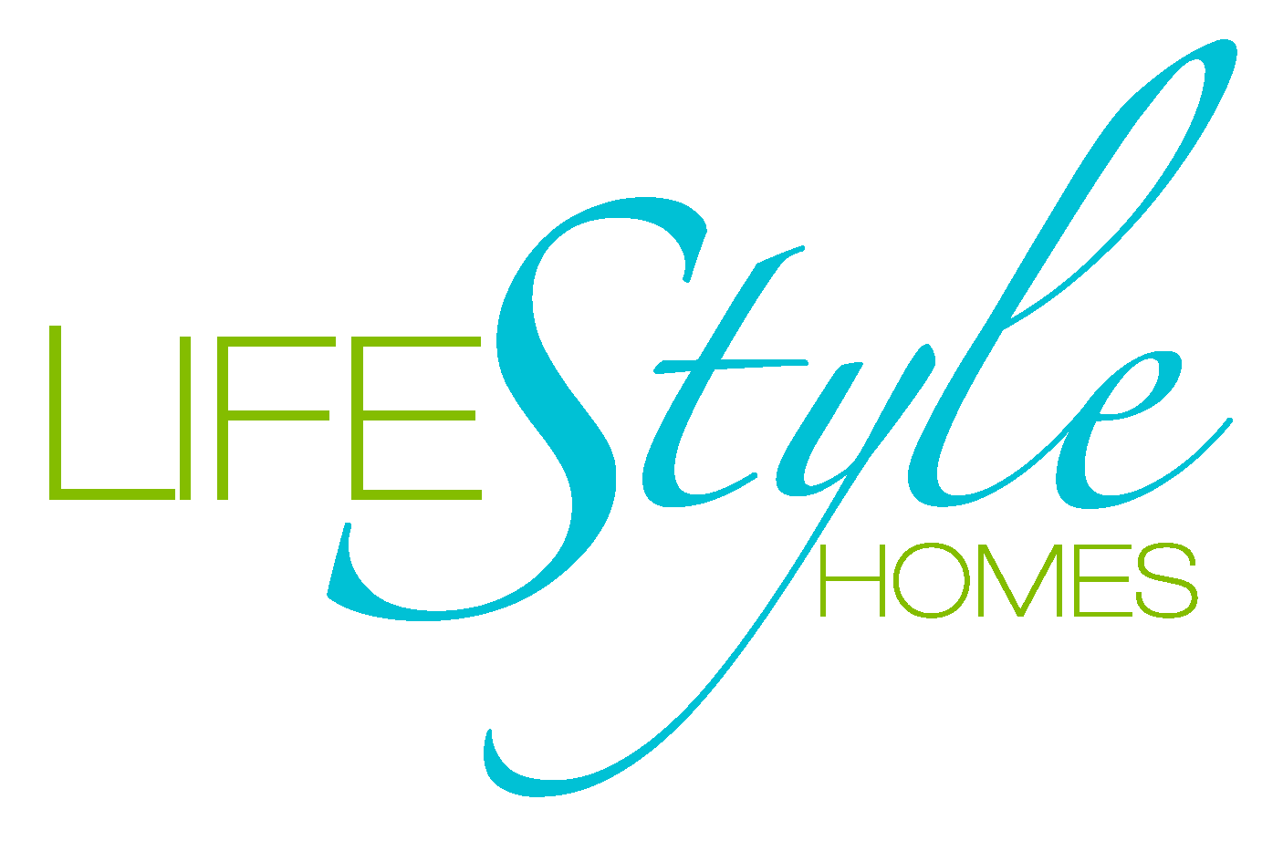 Lifestyle Homes logo Kite Media project