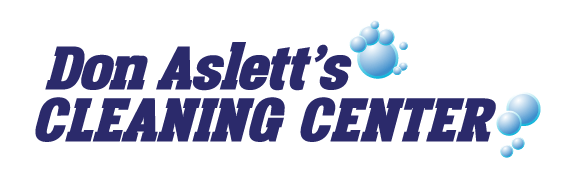Don Aslett's Cleaning Center logo Kite Media project