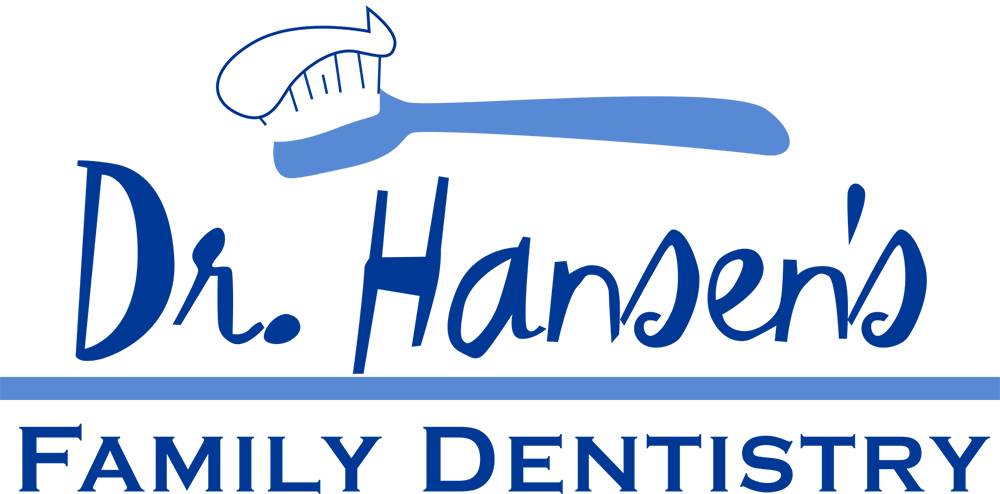 Dr. Hansen's Family Dentistry logo Kite Media project