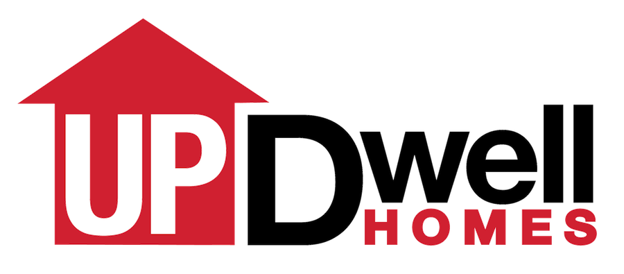 Updwell Homes logo Kite Media project