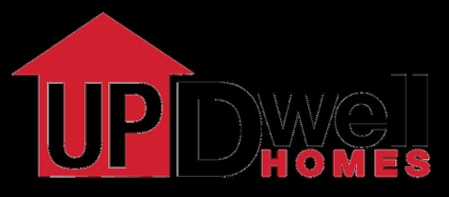 Updwell Homes logo Kite Media project