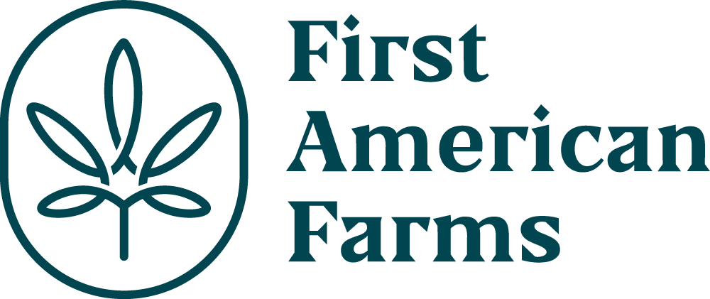 First American Farms logo Kite Media project